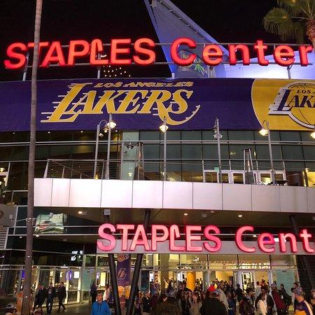 Staples Center Foto