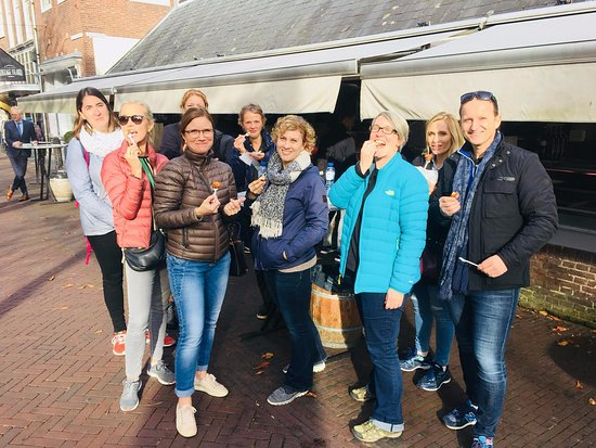 Bike & Bite Delft Food Tours