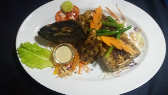 Kuma Seafood Restaurant: Tuna