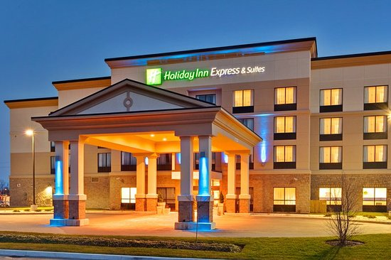 Holiday Inn Express Hotel & Suites Brockville: Exterior