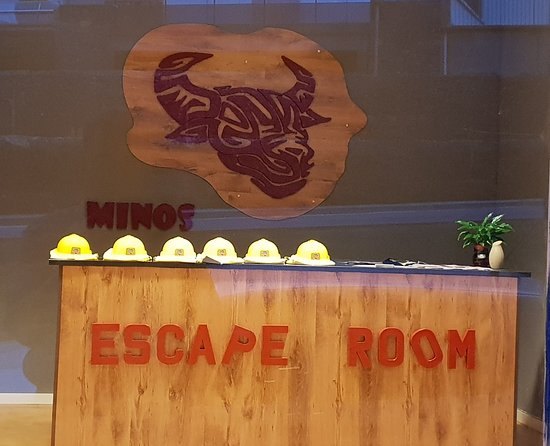 Minos Escape Room