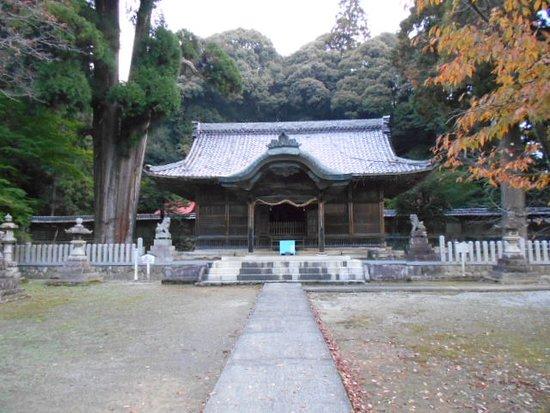 Ibuki Shrine