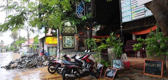Joe's Cafe-billede