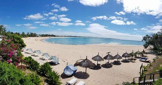 Tofo, โมซัมบิก: Paradise