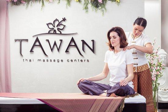 TAWAN Thajské masáže