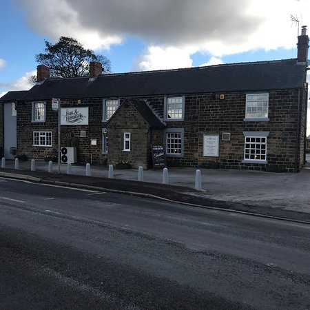 Eckington, UK: Fox & Hounds
