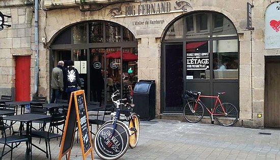 BIG FERNAND NANTES - BOUFFAY - Decré - Cathédrale - Commander en ligne - Menu, Prix & Réservations - Tripadvisor