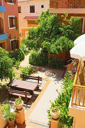 The pool bar cafe - Picture of Aristea Hotel Rethymnon, Crete - Tripadvisor
