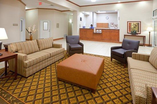 Mount Pleasant, Teksas: Lobby