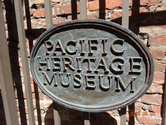 ‪Pacific Heritage Museum of San Francisco‬