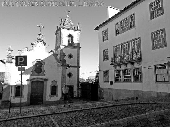 Capela de Sao Sebastiao