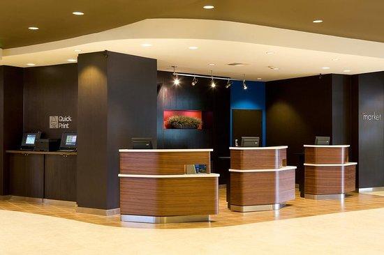 Newark, Californië: Lobby