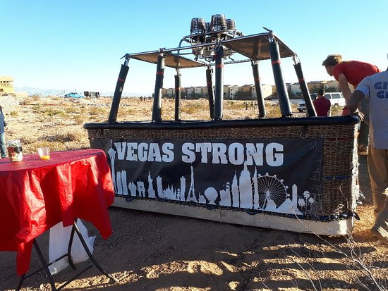 Фотография Las Vegas Hot Air Balloon Ride