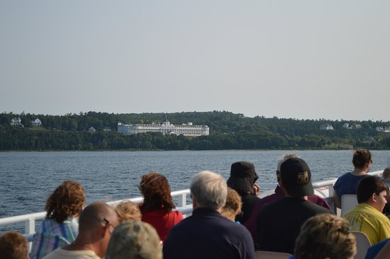 Shepler's Mackinac Island Ferry Photo