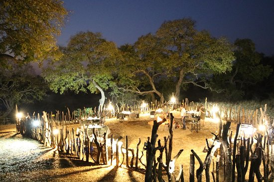 White River, Sydafrika: Royal Safaris Bush Braai
