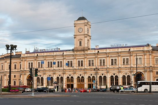 Moscow Railway Station