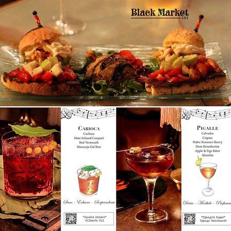 Blackmarket 101 - Via Panisperna 101