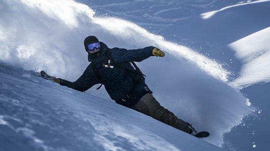 Vivid Snowboarding