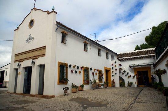 Montilla, สเปน: Patio del Lagar Los Raigones