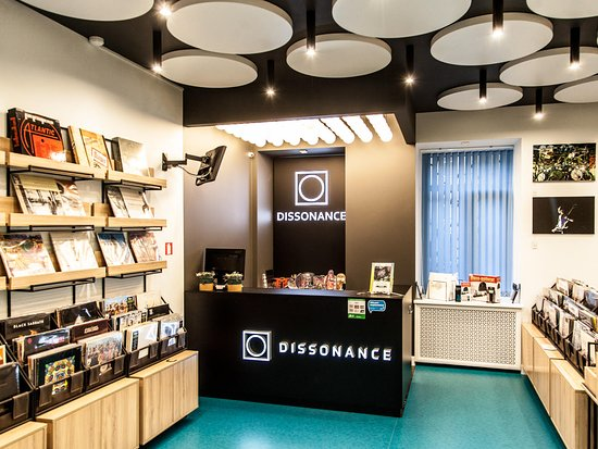 Dissonance Vinyl Store
