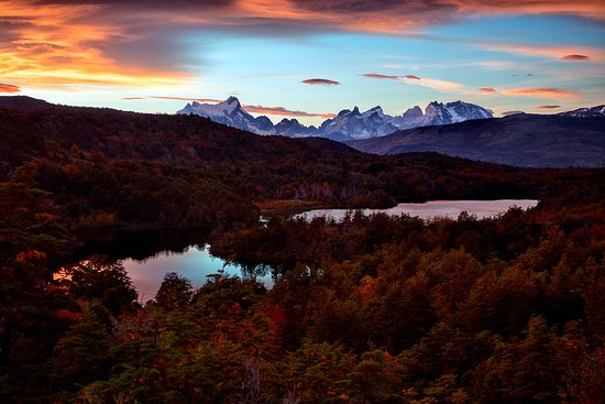 Bilde fra Torres del Paine