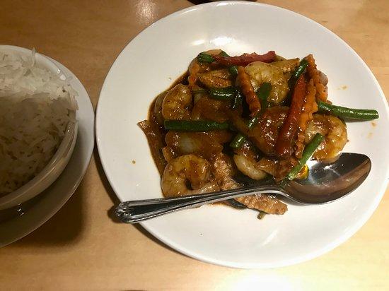 Sampans Oriental Restaurant Picture