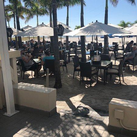 Bongos Beachside Bistro St Pete Beach Restaurant