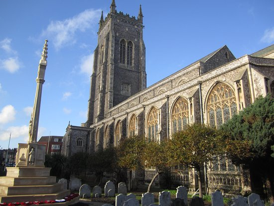 Cromer Parish Church (St Peter and St Paul)