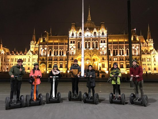 Eco Segway Budapest