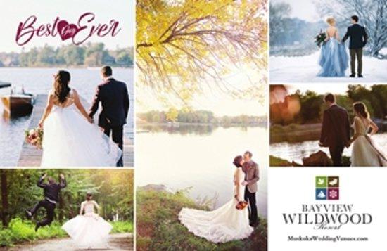 Severn Bridge, Kanada: All season wedding venue