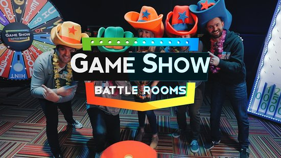 ‪Game Show Battle Rooms‬