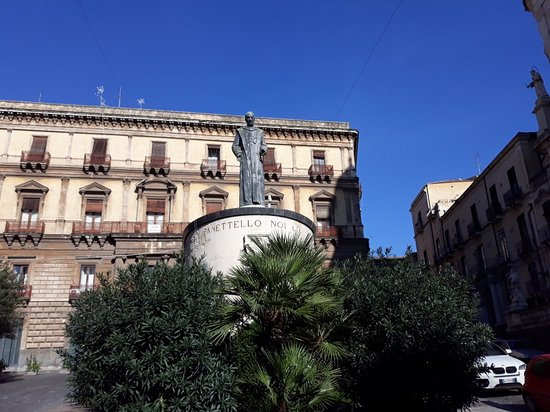 Monumento al Cardinale Dusmet