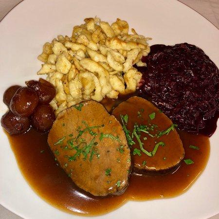 Bassersdorf, Schweiz: Auenstube Restaurant