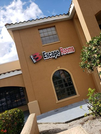 Baffled Escape Room Ft Myers