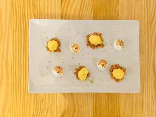 Tarte citron façon L'Etabli
