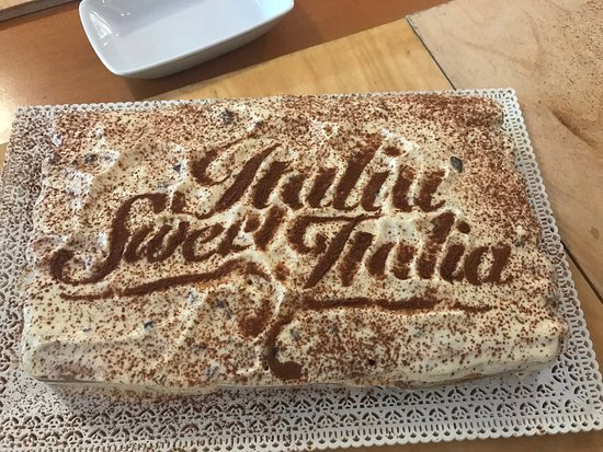 Italia Sweet Italia: Delicious Tira Misu