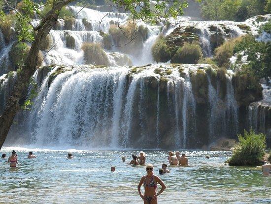 Krka National Park, โครเอเชีย: Falls