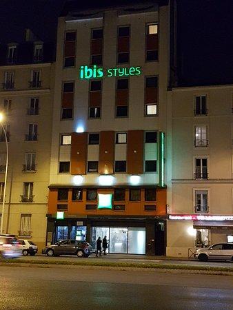 Ibis styles paris porte d 39 orleans updated 2019 prices - Parking paris porte d orleans ...