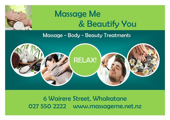 Massage Me & Beautify You