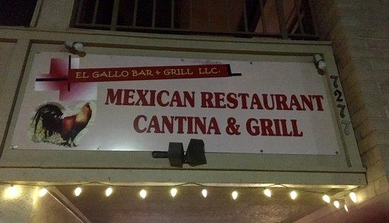 Rancho Murieta, CA: El Gallo Mexican Grill