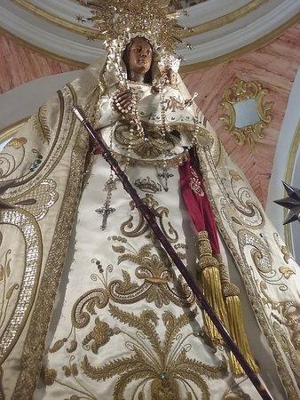 Province of Granada, Spain: La Virgen del Martirio. Patrona de La Alpujarra.