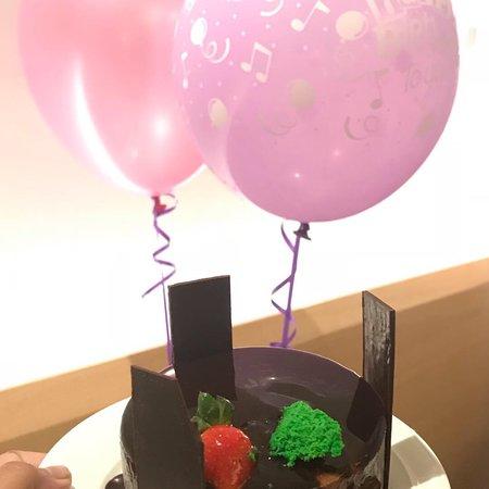 Birthday stay