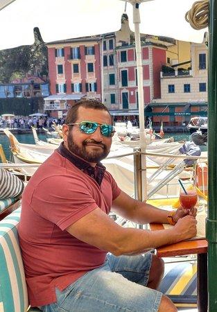 Disfrutando de Portofino