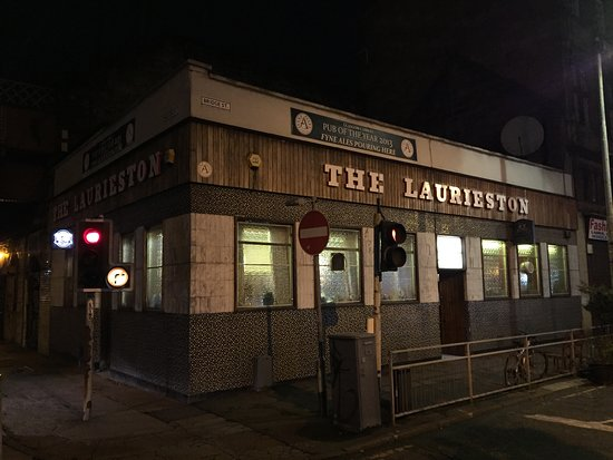 Laurieston Bar