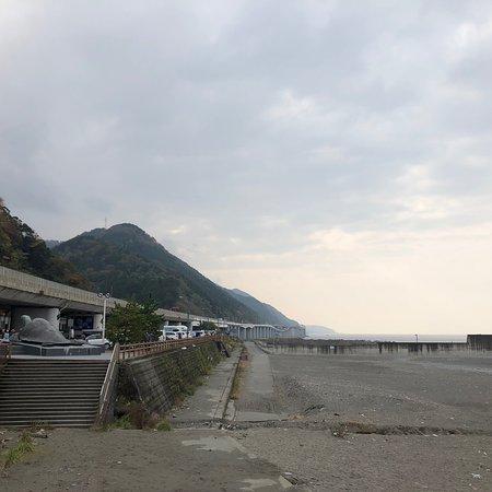 Oyashirazu Pier Park Michi-no-Eki