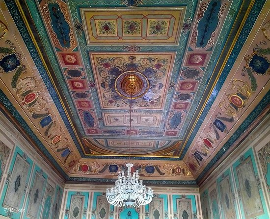 Manasterly Palace