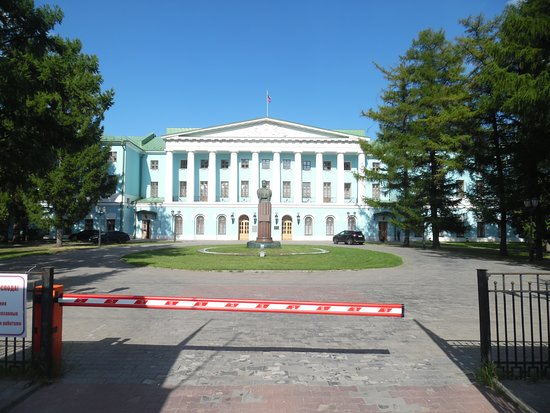 Central House of the Russian Army named after M.V. Frunze