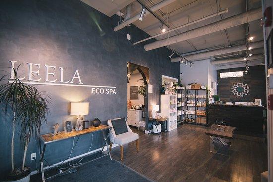Leela Eco Spa
