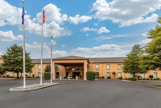 Benton, KY: Hotel exterior
