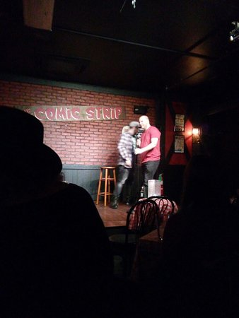 Comic strip standup nightclub new york